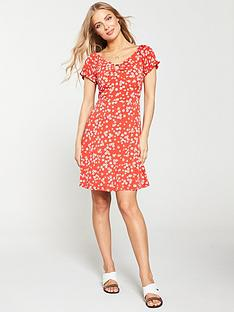 v-by-very-floral-o-ring-front-jersey-dress-ditsy-print