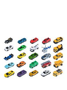 teamsterz-teamsterz-3-inch-die-cast-vehicle-25-pack