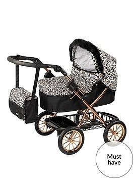 leopard-print-with-fur-trim-dolls-pram