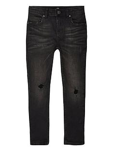 river-island-boys-black-wash-sid-ripped-skinny-jeans