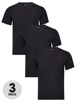 boss-bodywear-3-pack-v-neck-t-shirts-black