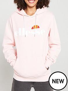 ellesse-torices-hoodie-pinknbsp