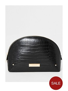 river-island-croc-make-up-bag-black
