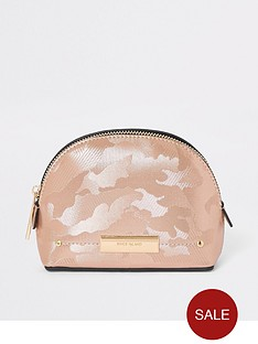 river-island-river-island-camo-detail-make-up-bag-rose-gold
