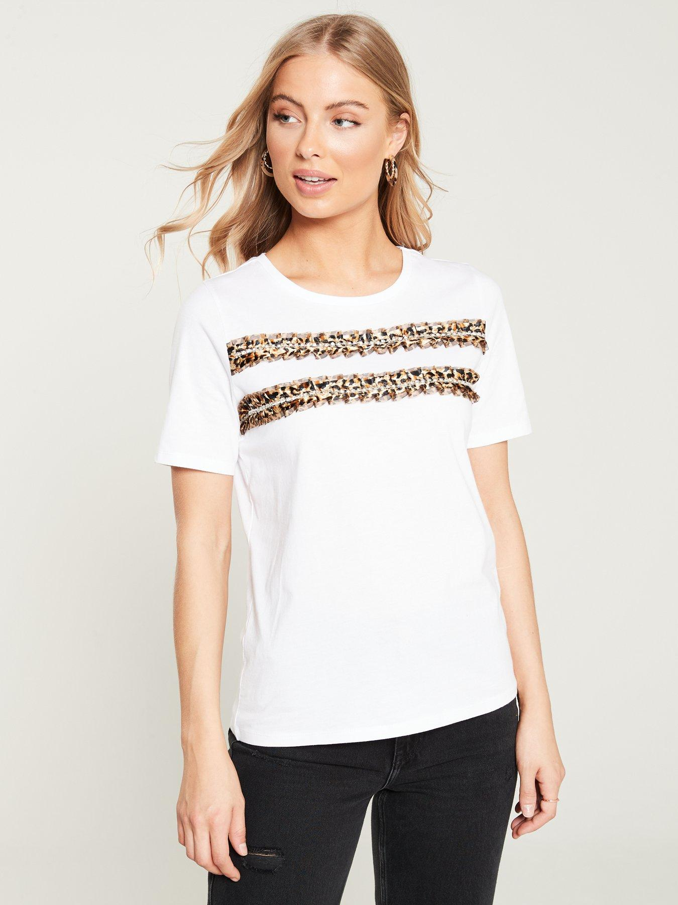 Women's Tops & T shirts | V by Very | Littlewoods Ireland