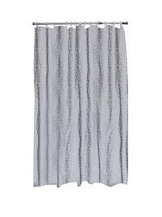 aqualona-bubbles-grey-soft-peva-shower-curtain