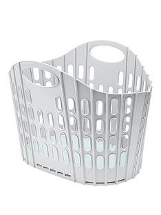 addis-38-litre-fold-flat-laundry-basket