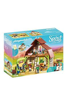 playmobil-dreamworks-spirit-70118-barn-with-lucky-pru-abigail-by-playmobil