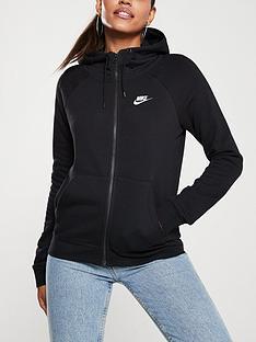 nike-nsw-essential-fz-hoodie-black