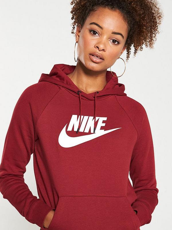 Sportswear Essential Oth Hoodie Red