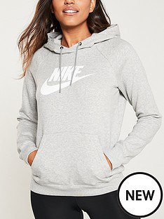 nike-sportswear-essential-othnbsphoodienbsp--dark-grey-heather