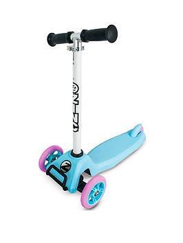 zinc-zinc-t-motion-tri-scooter-ndash-bluepink