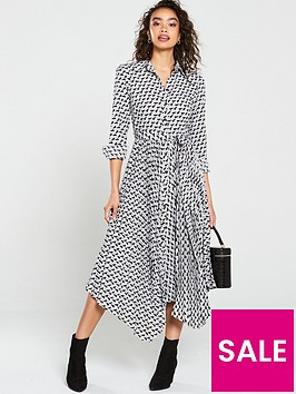 v-by-very-pleated-skirt-shirt-dress