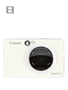 canon-canon-zoemini-s-pocket-size-2-in-1-instant-camera-printer-phone-pearl-white-appnbsp