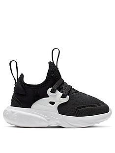 nike-react-presto-infant-trainers-blackwhite