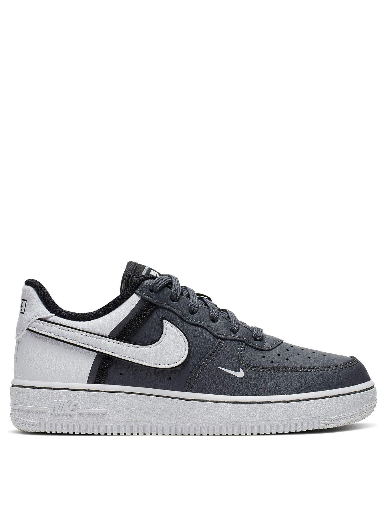Air Force 1 Lv8 2 Childrens Trainers GreyWhite