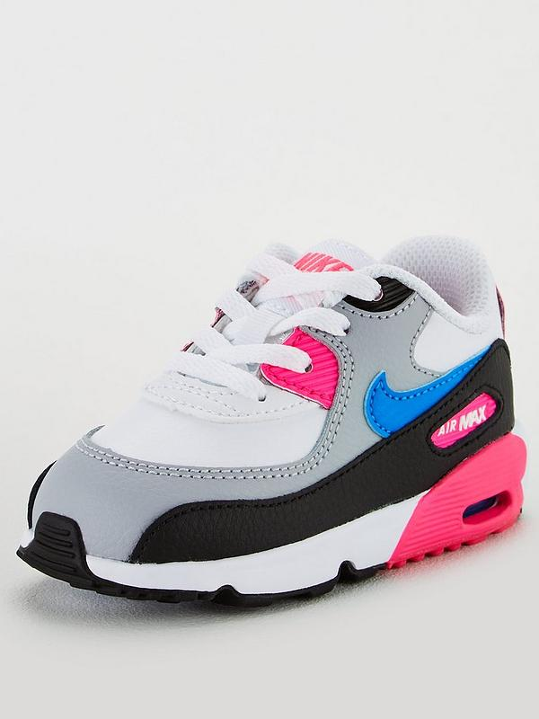 Nike Air Max '90 Essential WhiteBluePink