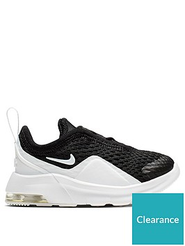 nike-air-max-motion-2-infant-trainers-blackwhite