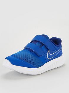 nike-star-runner-2-infant-trainers-bluesilver