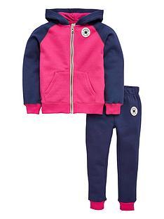 converse-childrens-jogger-set-dark-pink