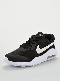 nike-air-max-oketo-junior-trainers-blackwhite