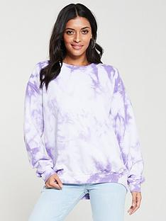 v-by-very-tie-dye-sweater-purple