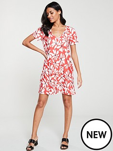 v-by-very-printed-crepe-dress--nbspfloral