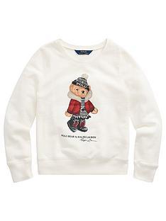 ralph-lauren-girls-christmas-bear-sweat-cream