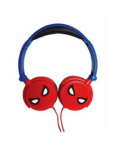 lexibook-spiderman-stereo-headphones