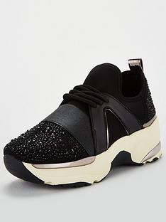 carvela-laurence-trainers-black