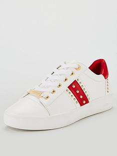 carvela-jargon-studded-trainers-white