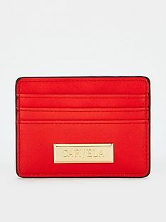 carvela-shali-card-holder-orange