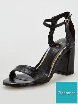 carvela-kiki-snake-block-heel-sandals-black