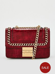 carvela-mini-bailey-x-body-bag-red