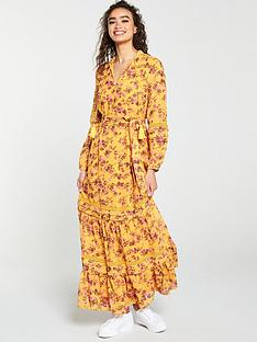 v-by-very-floral-lace-insert-maxi-dress-print