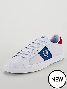 fred-perry-lawn-leather-trainer