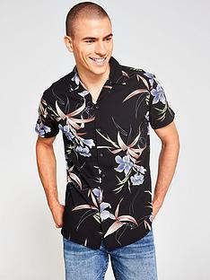 jack-jones-premium-premium-adam-resort-shirt-black