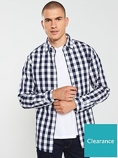 jack-jones-gingham-shirt-navywhite