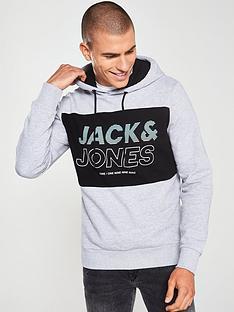 jack-jones-jonah-cut-and-sew-hoodie-grey-marl