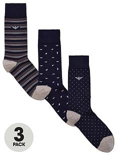 emporio-armani-bodywear-three-pack-sock-gift-box-navy