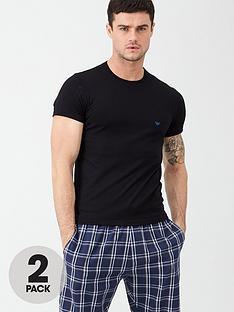 emporio-armani-bodywear-two-pack-lounge-t-shirts-blueblack