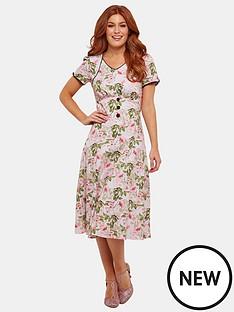 8886aed16 Joe Browns Delightful Vintage Dress