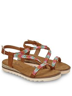 joe-browns-sparkle-all-day-sandals-tanmulti