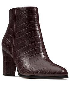 clarks-kaylin-fern-ankle-boot-burgundy