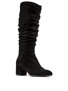 clarks-sheer-slouch-knee-boot