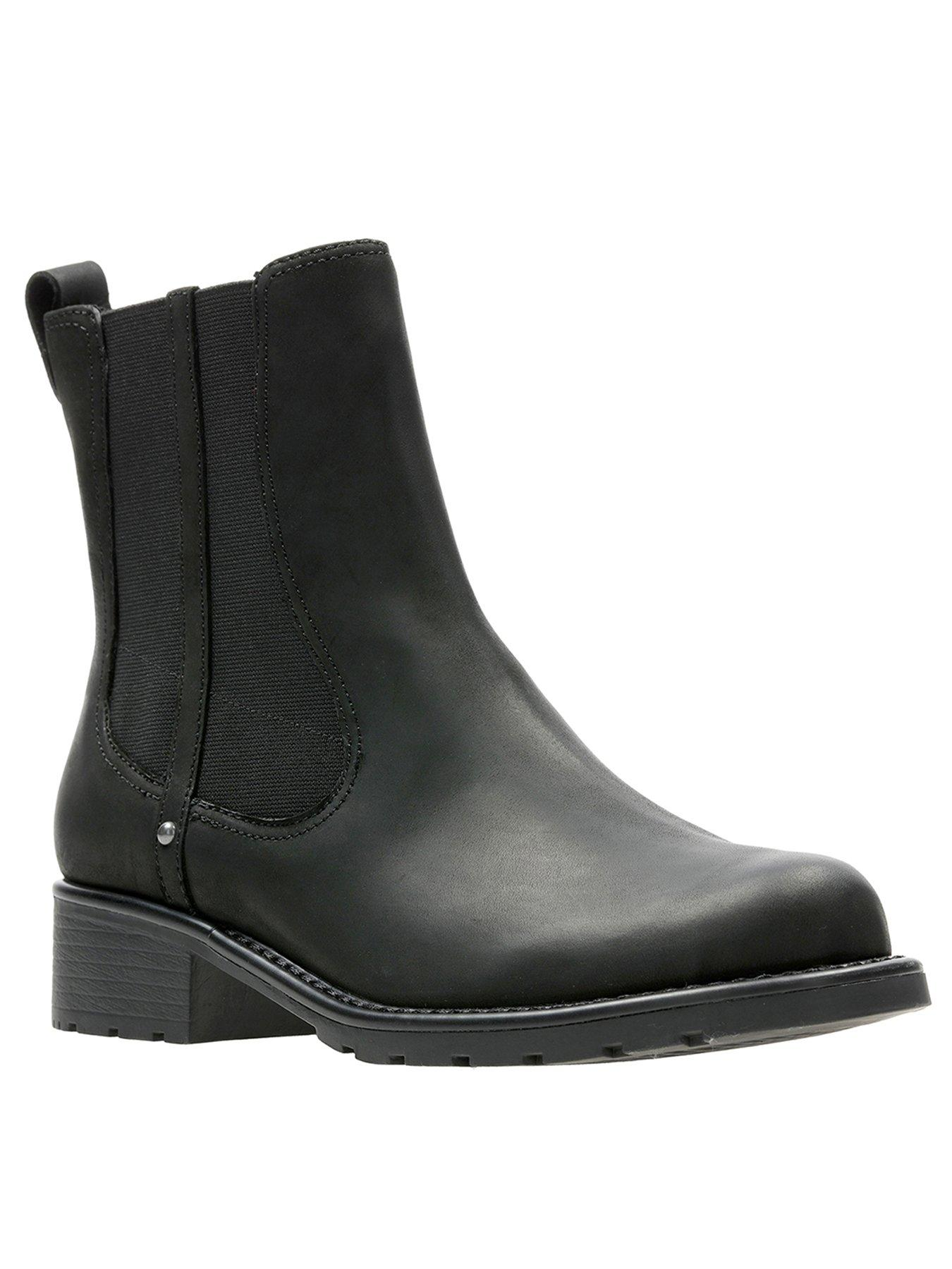 Cute Clarks Ellis Franklin Mens Chelsea Boots | DigiBless