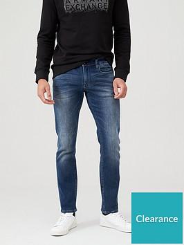 armani-exchange-armani-exchange-j13-slim-fit-jeans-with-vintage-wash