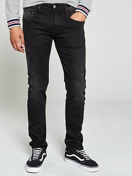 replay-anbassnbspslim-fit-jeans-black