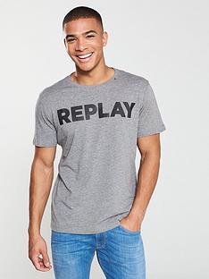 replay-replay-logo-t-shirt-grey