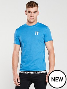 11-degrees-rogue-t-shirt-steel-blue